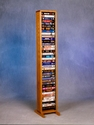Wood Shed 108 - VHS Storage Rack