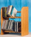 Wood Shed 204 - CD Storage