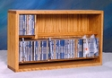 Wood Shed 206-24 - CD Storage