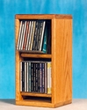 Wood Shed 206 - CD Tabletop Stand