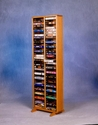 Wood Shed 208 - VHS Storage Rack