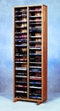 Wood Shed 210-4 DVD - DVD Tower