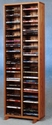 Wood Shed 210-DVD - DVD Tower