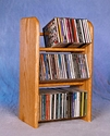 Wood Shed 304 - Dowl CD Stand