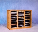 Wood Shed 309-1 - Easy Access - Tabletop CD Rack