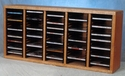 Wood Shed 509-1 - Easy Access - CD Storage Rack
