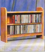 Wood Shed - CD Storage Cabinets