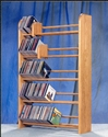 WoodShed 501 - Solid Wood - CD Storage Racks