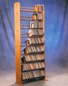 WoodShed 901 - Solid Wood - CD Storage Racks