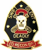 2nd Recon Bn Pin