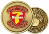 7th Marines Challenge Coin