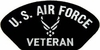 Air Force Veteran Patch (New)