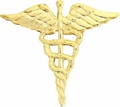 Army Medical Corps Pin