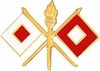 Army Signal Corps Pin