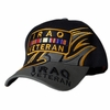IRAQ VETERAN BAR SHARK FIN HAT