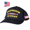 Out of Stock - IRAQI FREEDOM VETERAN BAR MADE IN USA HAT