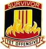 Survivor Tet Offensive Pin