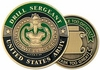 U.S. Army Drill Sergeant Challenge Coin