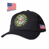 Out of Stock - US ARMY ROUND LOGO MADE IN USA HAT