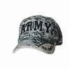 US ARMY TEXT DIGITAL PIXEL HAT
