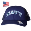 US Navy American Made Trucker Hat