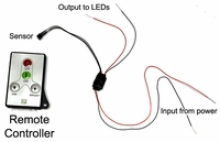 Remote Control for LEDs