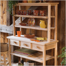 Buffets & Hutches