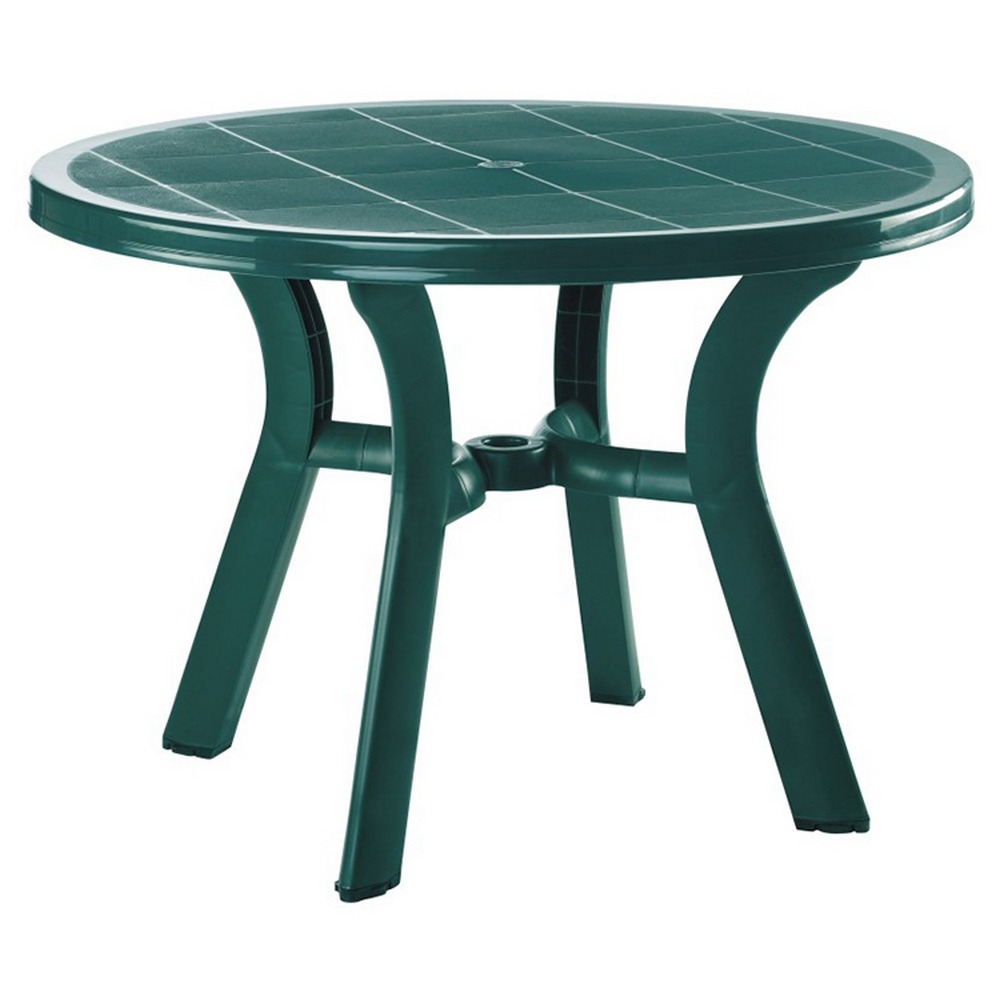 """Patio Tables Dining: Compamia Truva 42"""" Resin Round Dining Table FREE SHIPPING"""