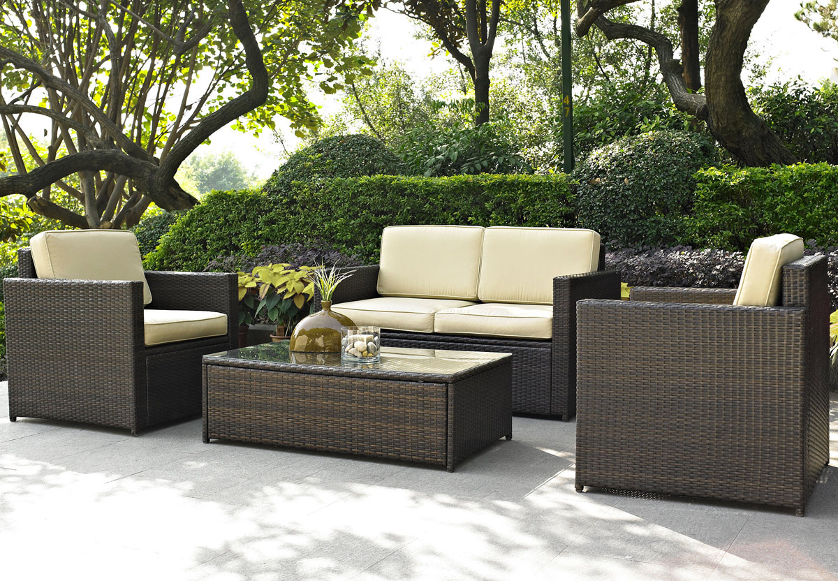 loveseat furniture product flanders resin wicker generations sofa outdoor loom lloyd