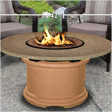 Del Mar Fire Pit Collection