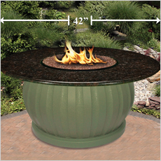 Elegant Fire Pit Collection