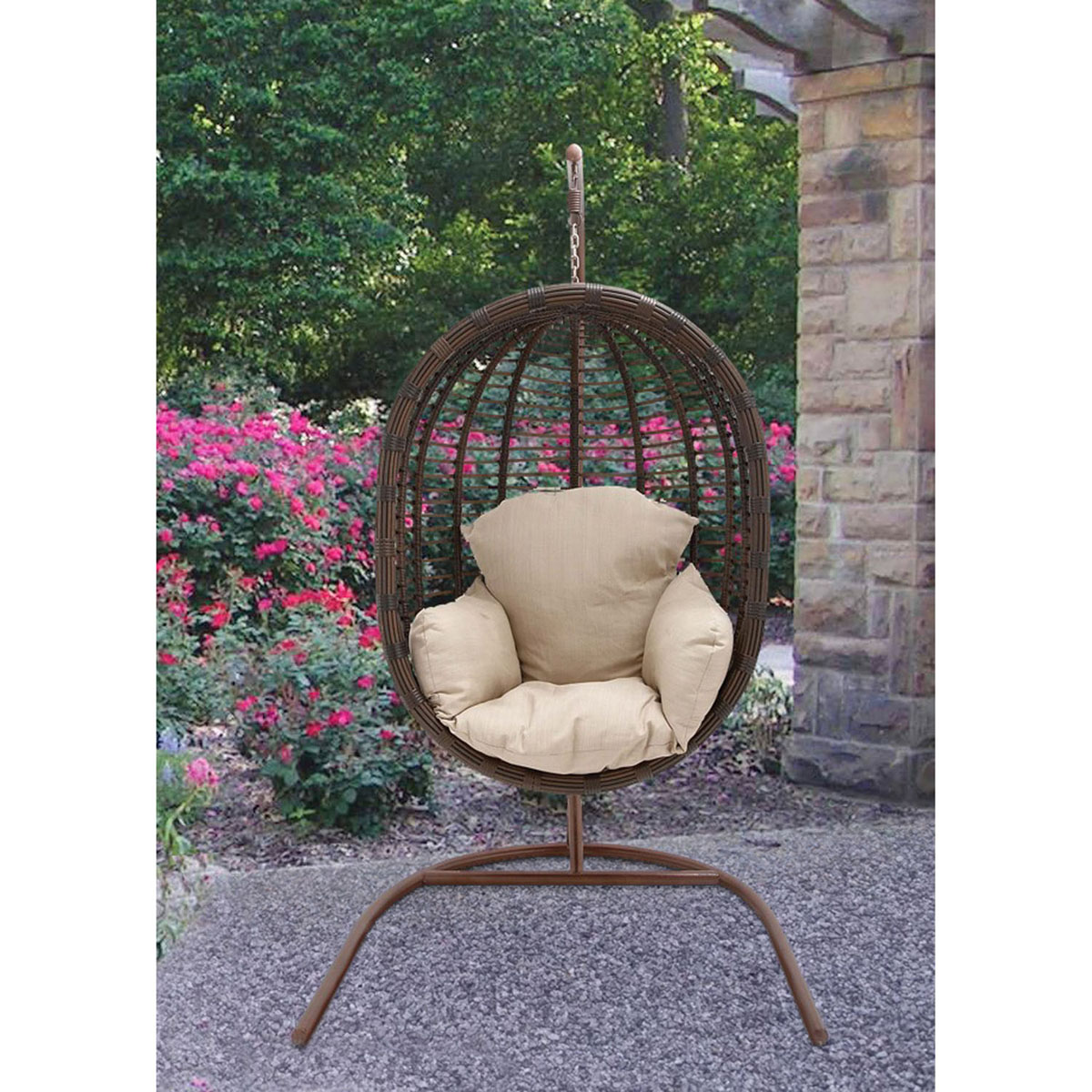 Rattan Outdoor Dining Chairs