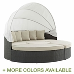 Modway Sojourn Outdoor Daybed with Cushions