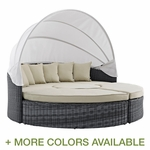 Modway Summon Canopy Outdoor Patio Daybed