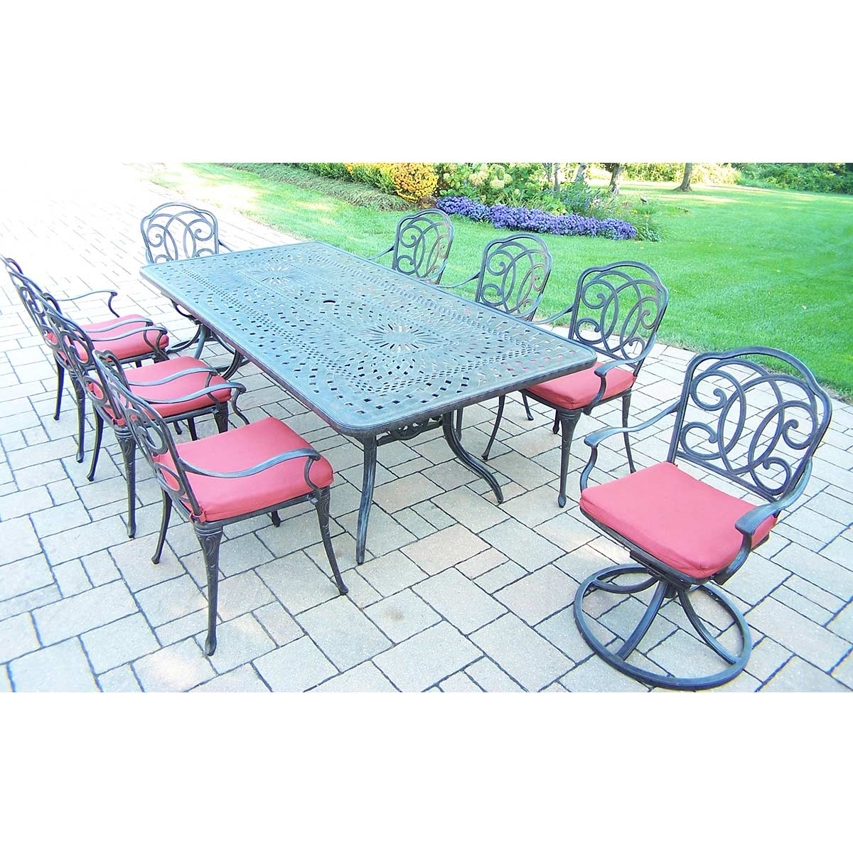 how to get rust off metal patio furniture