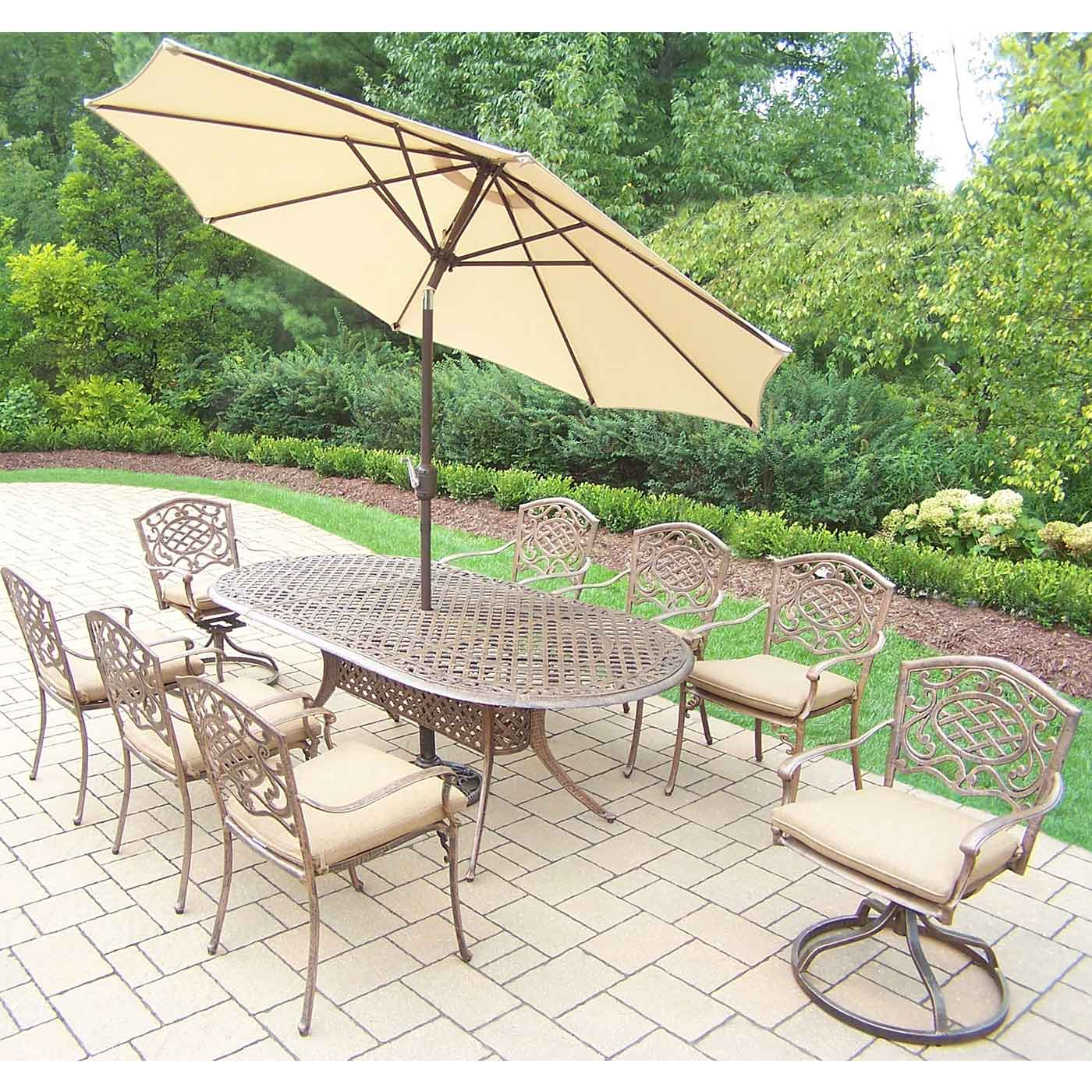 home outdoor quotations floral on dining oval shopping table find styles line guides get deals at blossom patio cheap