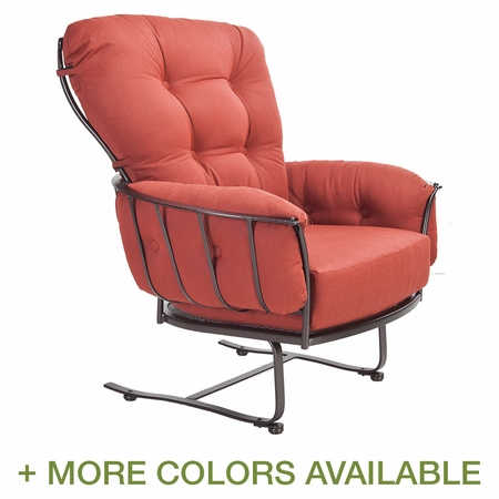 OW Lee Monterra Lounge Chair with Spring Base