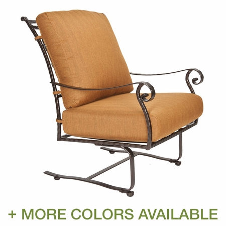 OW Lee San Cristobal Lounge Chair with Spring Base