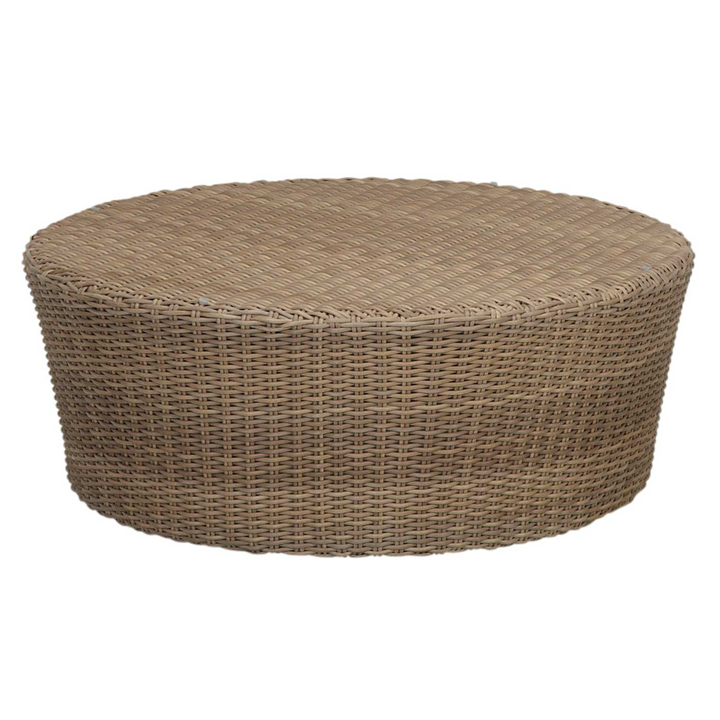 Sunset West Coronado Round Coffee Table in Driftwood FREE SHIPPING for Driftwood Outdoor Furniture  150ifm
