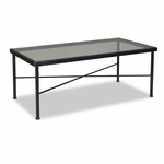 Sunset West Provence Coffee Table in Century Pewter