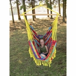 Vivere Brazilian Hammock Chair in Paradise