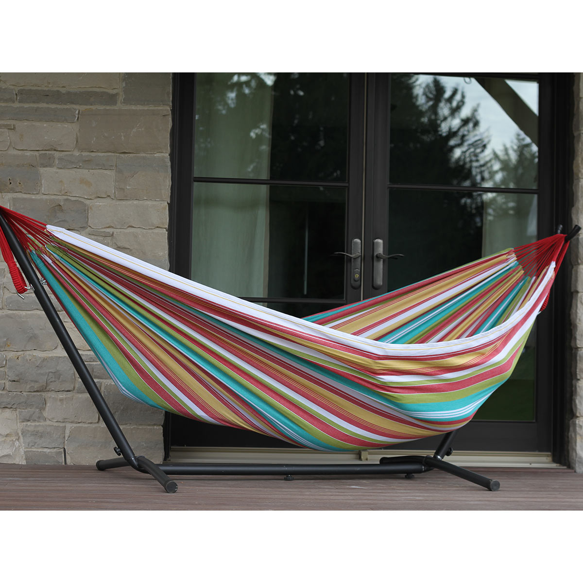 space saving hammocks cyber monday top hammock double watch vivere stands deals stand oasis steel with