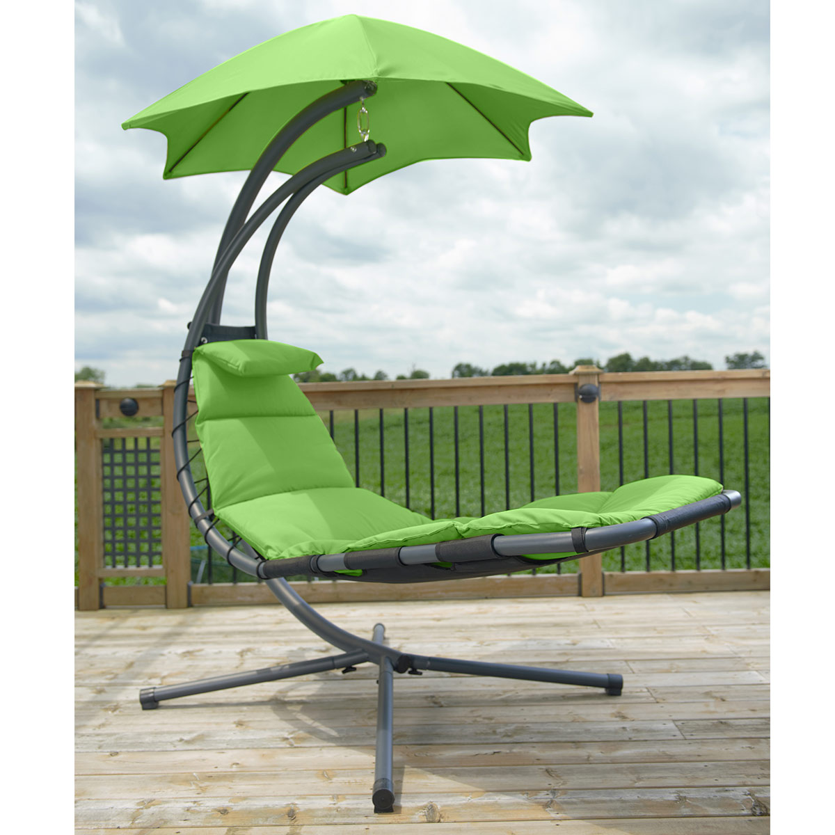 ... Vivere The Original Dream Chair In Green Apple ...
