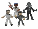 ALIEN MINIMATES BOX SET