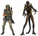 ALIENS Hudson vs Brown Warrior