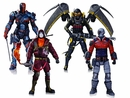 Arkham Origins Set of 4