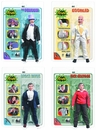 Batman 66 Retro S2 set of 4