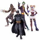 Batman Arkham Asylum 4pack