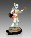 Boba Fett Holiday Maquette