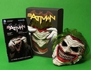 Book and Joker Mask set